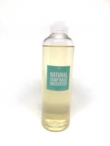 RM-010 Natural Soap Base (Unscented) 250ml