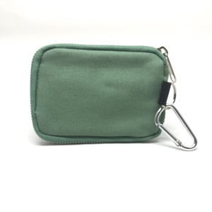 ACC 003 Canvas Travel Pouch Olive - ON SALE!!!