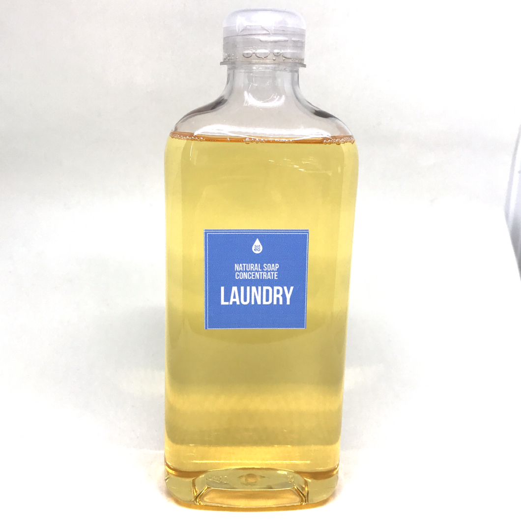 RM-012A NATURAL SOAP CONCENTRATE :  Laundry Soap 500ml