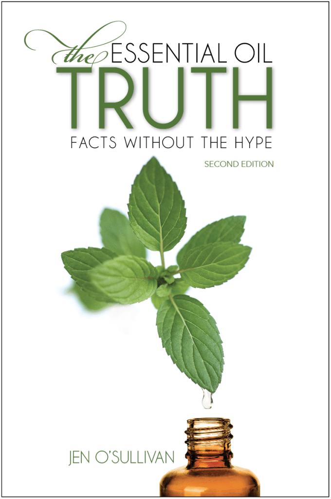 REF 003 The Essential Oil Truth by Jen O'Sullivan