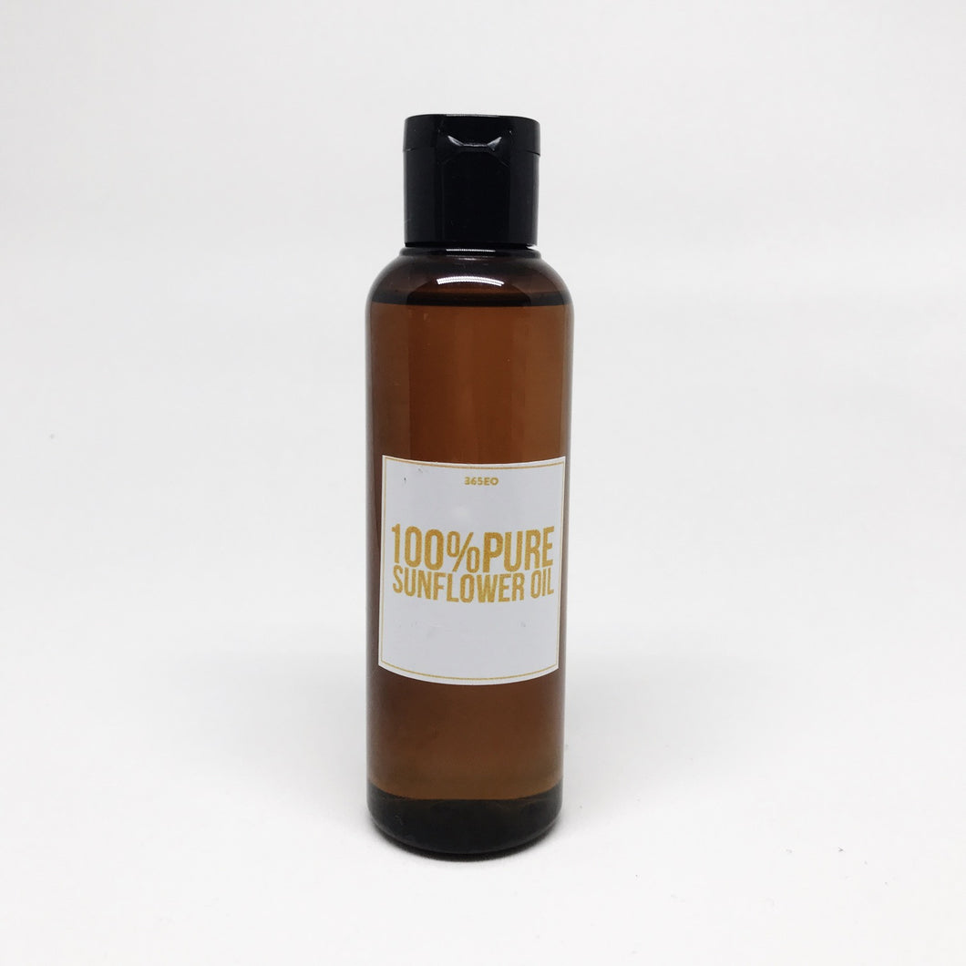 CO-006A 100% Pure Expeller Pressed Sunflower Oil (100ml)