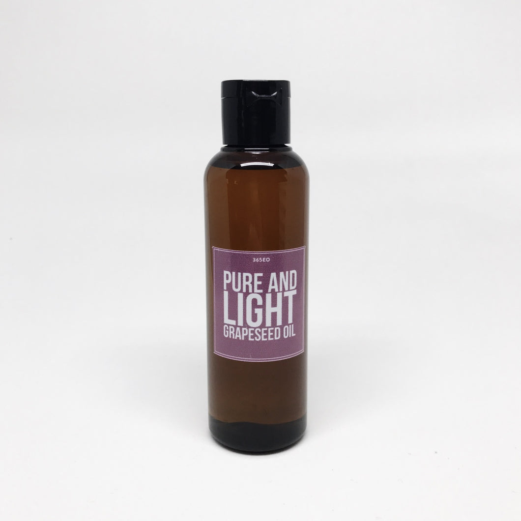 CO 004A Pure and Light Grapeseed Oil (100ml)
