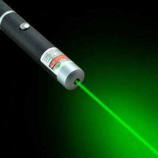 Ktaxon 5mW 532nm Green Laser Pointer Pen Visible Beam Light for AstronomyCat ToyPresentation