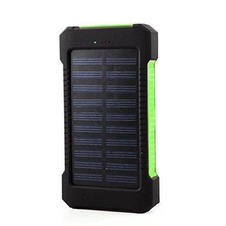 LED Flash Light Tactical Solar PowerBank,PowerBank - iGadgetfied