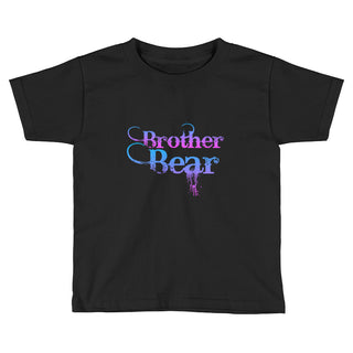 Brother Bear Toddler Short Sleeve T-Shirt