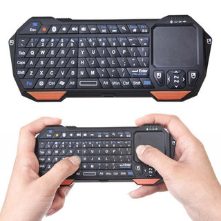 Lightweight Mini Wireless Bluetooth Keyboard & Mouse for