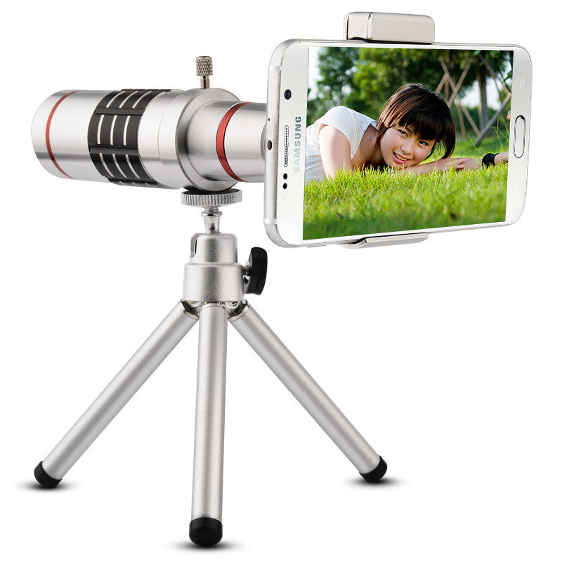 18X Zoom iPhone optical Lens Telescope - iGadgetfied