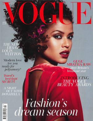 April Issue of Vogue: Spring Chicks