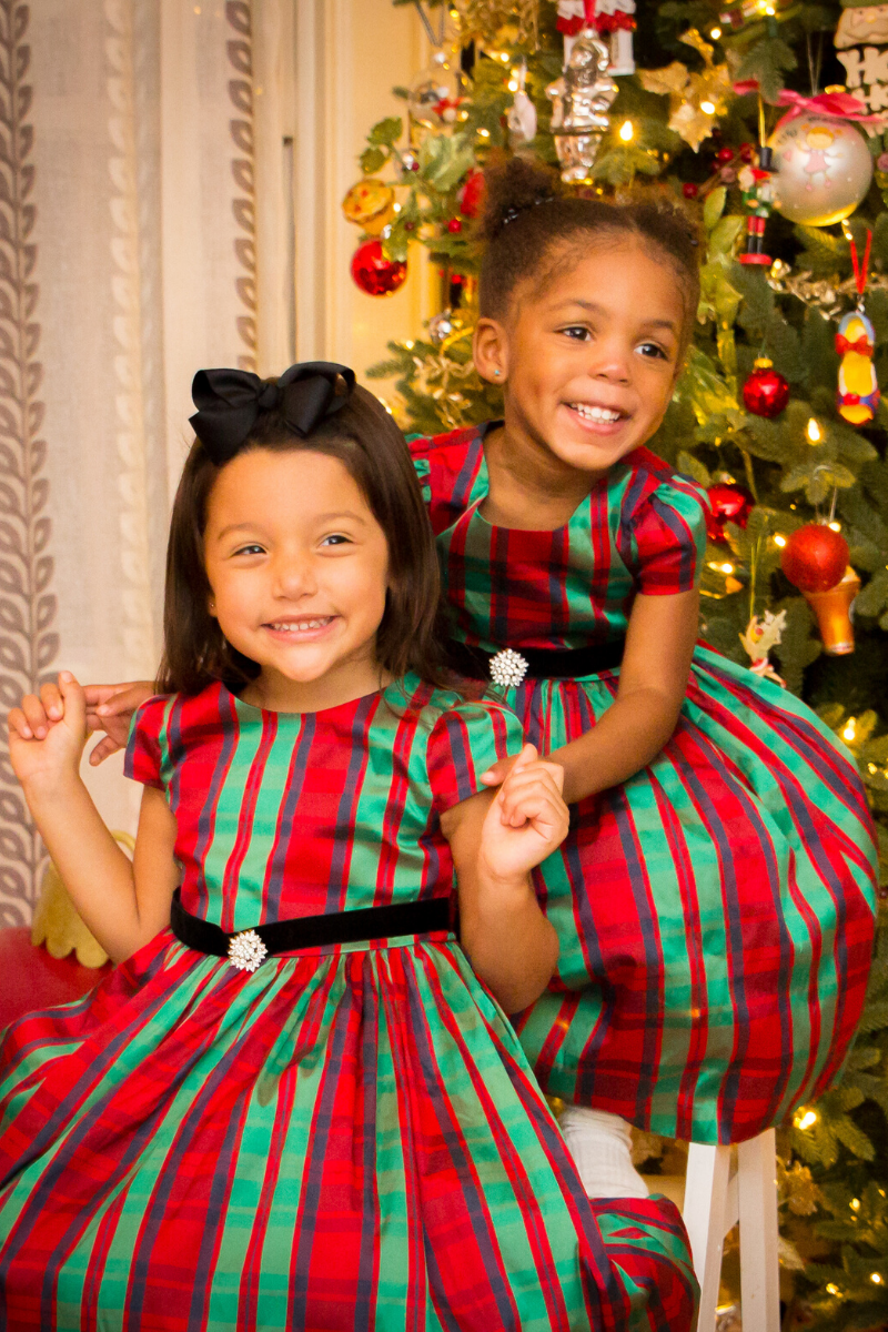 12 Days of Christmas with Kid's Dream Families