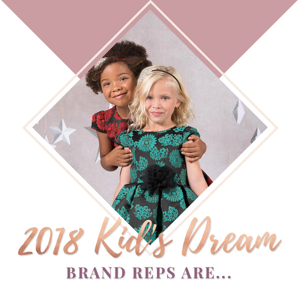 Welcome Our Dream Team: 2018 Brand Reps Announced!