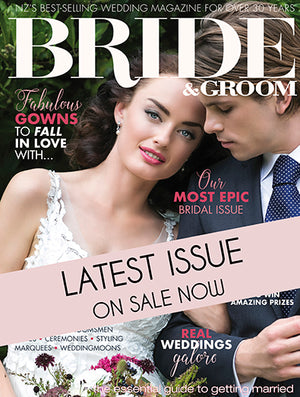Bride & Groom Magazine - New Zealand