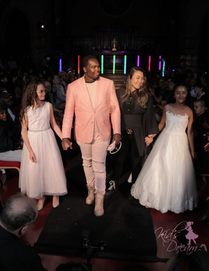 NBC Features Melange Fashion Show with Kid's Dream