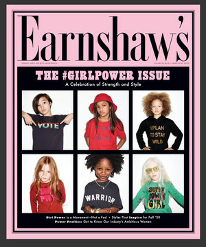 CEO Chewy Jang Profiled in Earnshaw's #GirlPower Issue