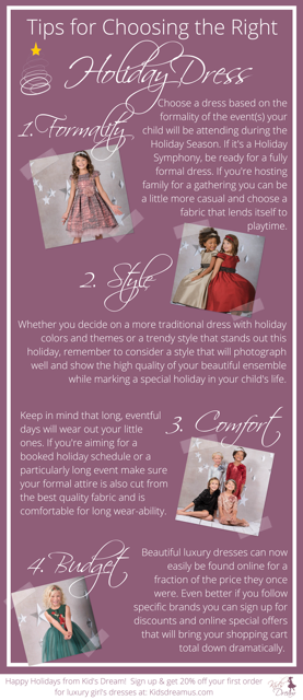 Tips for Choosing the Right Holiday Dress!