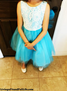 Kid's Dream Spotlight: The Dress that Little Princesses Dream About