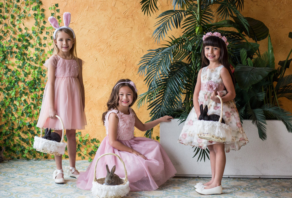 Kid's Dream Easter 2019 Collection Dresses