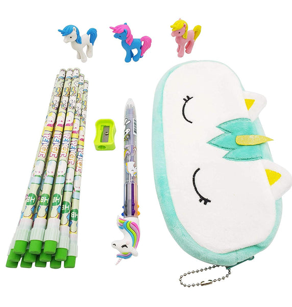 unicorn pencil kit