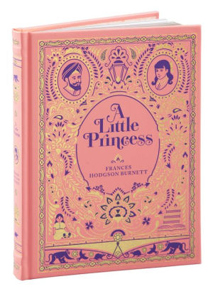 What's the best book for a little girl? A Little Princess