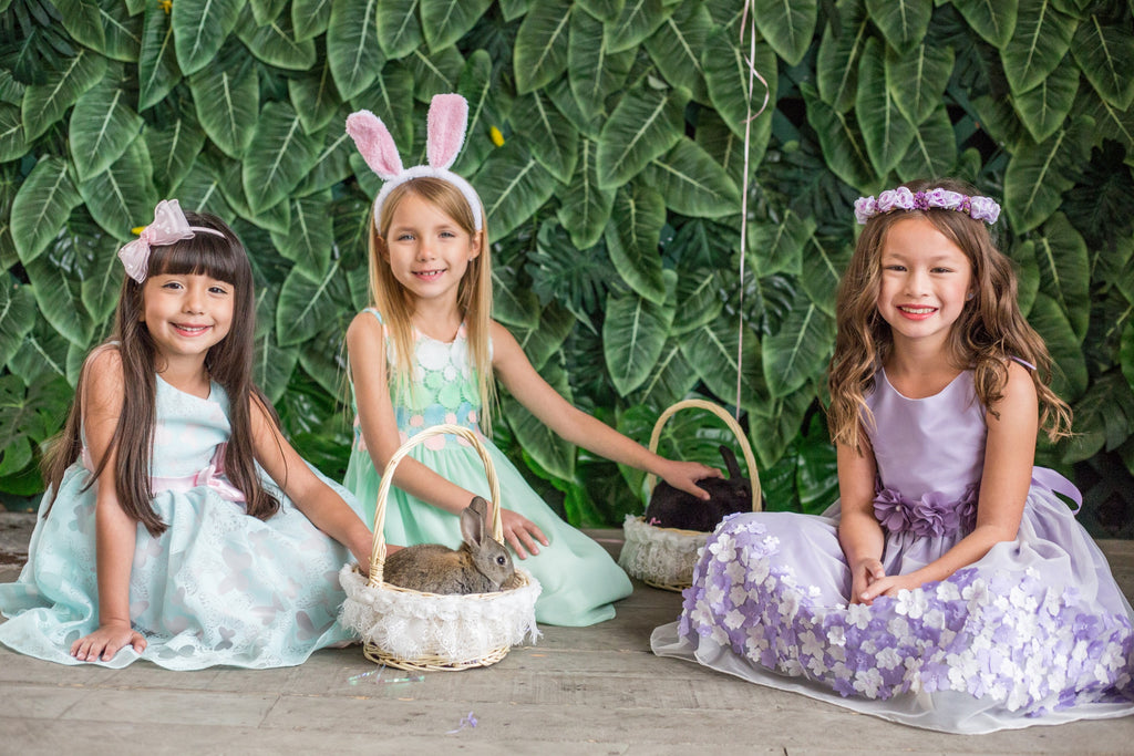 Kid's Dream Easter 2019 Dress Collection