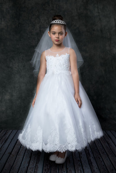 Helpful Tips for Girls Receiving their First Holy Communion | Kid's Dream