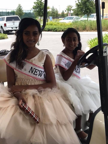Ultimate Advice for Winning a Girl's Beauty Pageant: Interview with Former Ms. New York United States 2011 and Kid's Dream Designer, Nency Escamilla