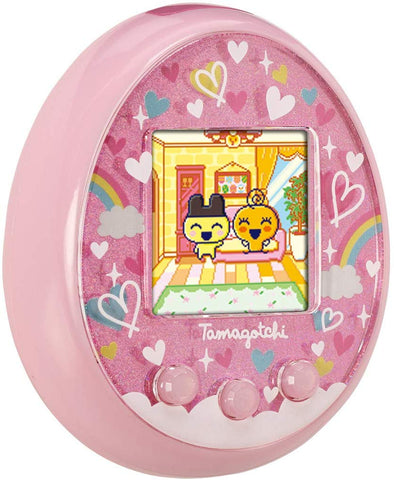 What's the best tech toy for little girls?  Tamagotchi On - Fairy (Pink)