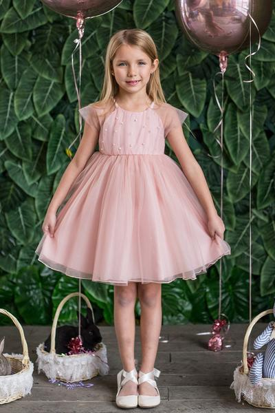 Pearl Mesh Dress | Team Party with Mom | Kid's Dream