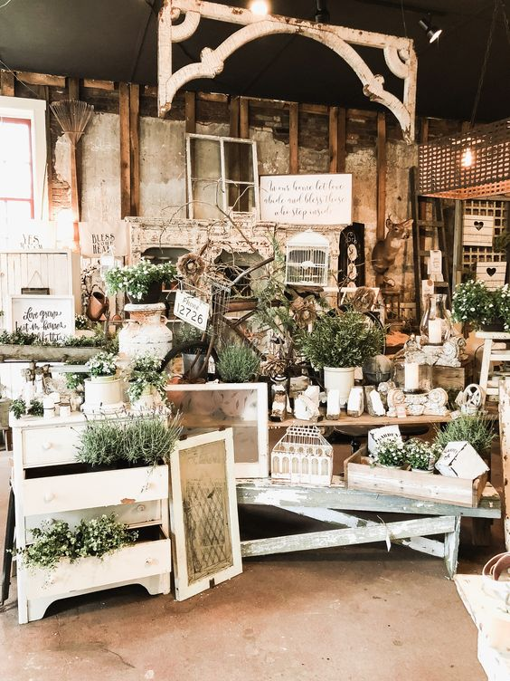 Antiquing with Mom | Kid's Dream