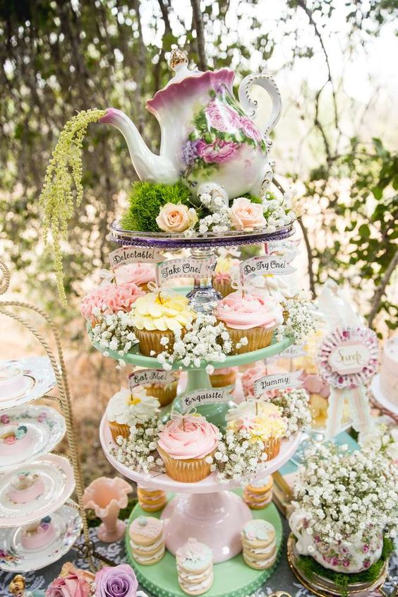 Tea Party with mom | Kid's Dream