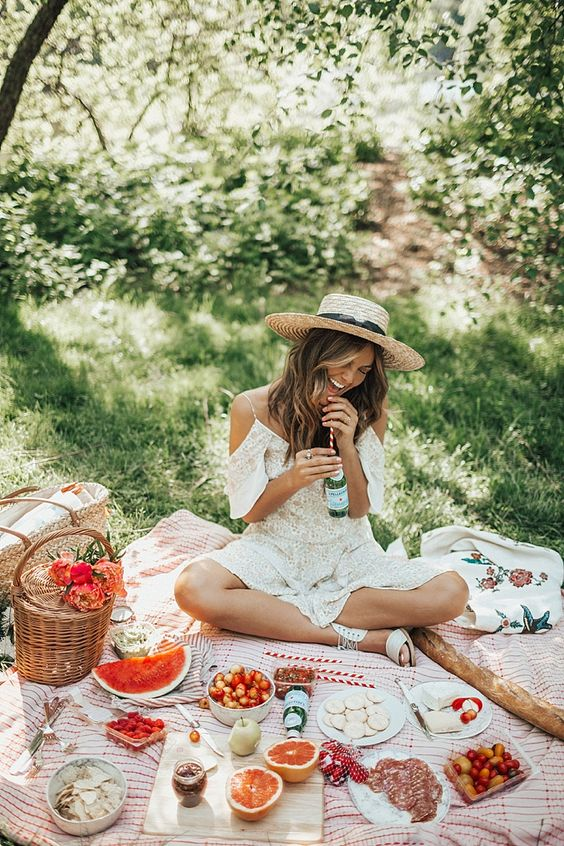 Picnic with mom | Kid's Dream