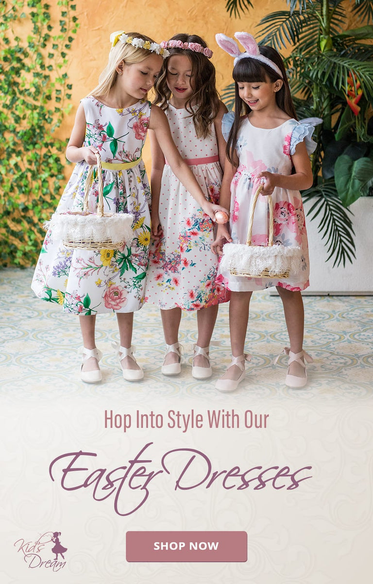 Hop Into Style With Our Easter Dresses - Shop Now