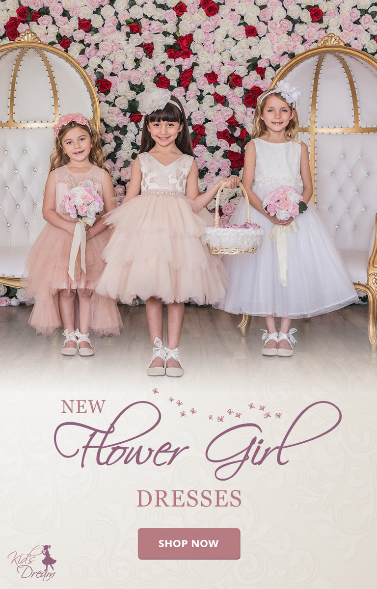 f00417447 New Flower Girl Dresses - Shop Now ...