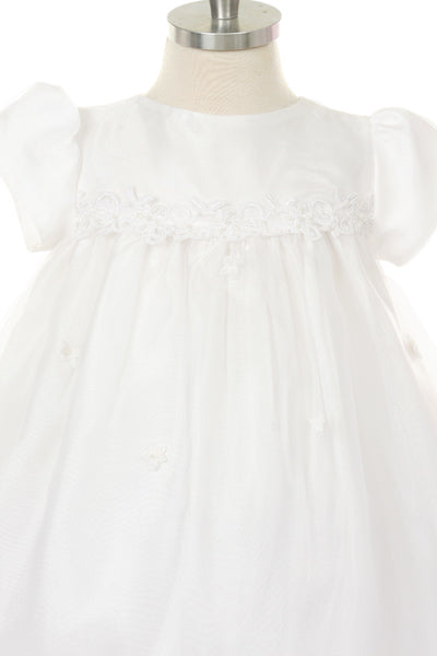 Organza Christening Dress