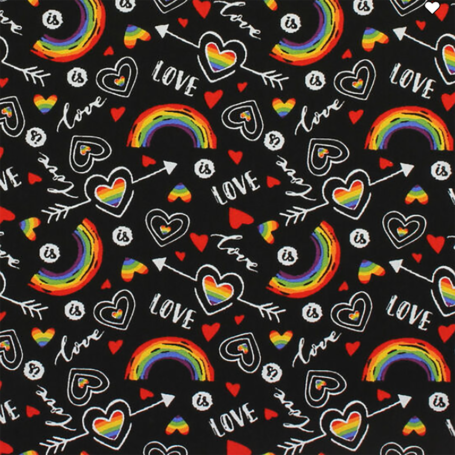 Love Wins Dog Paws Adult T-Shirt + FREE Love is Love Pride Face Mask