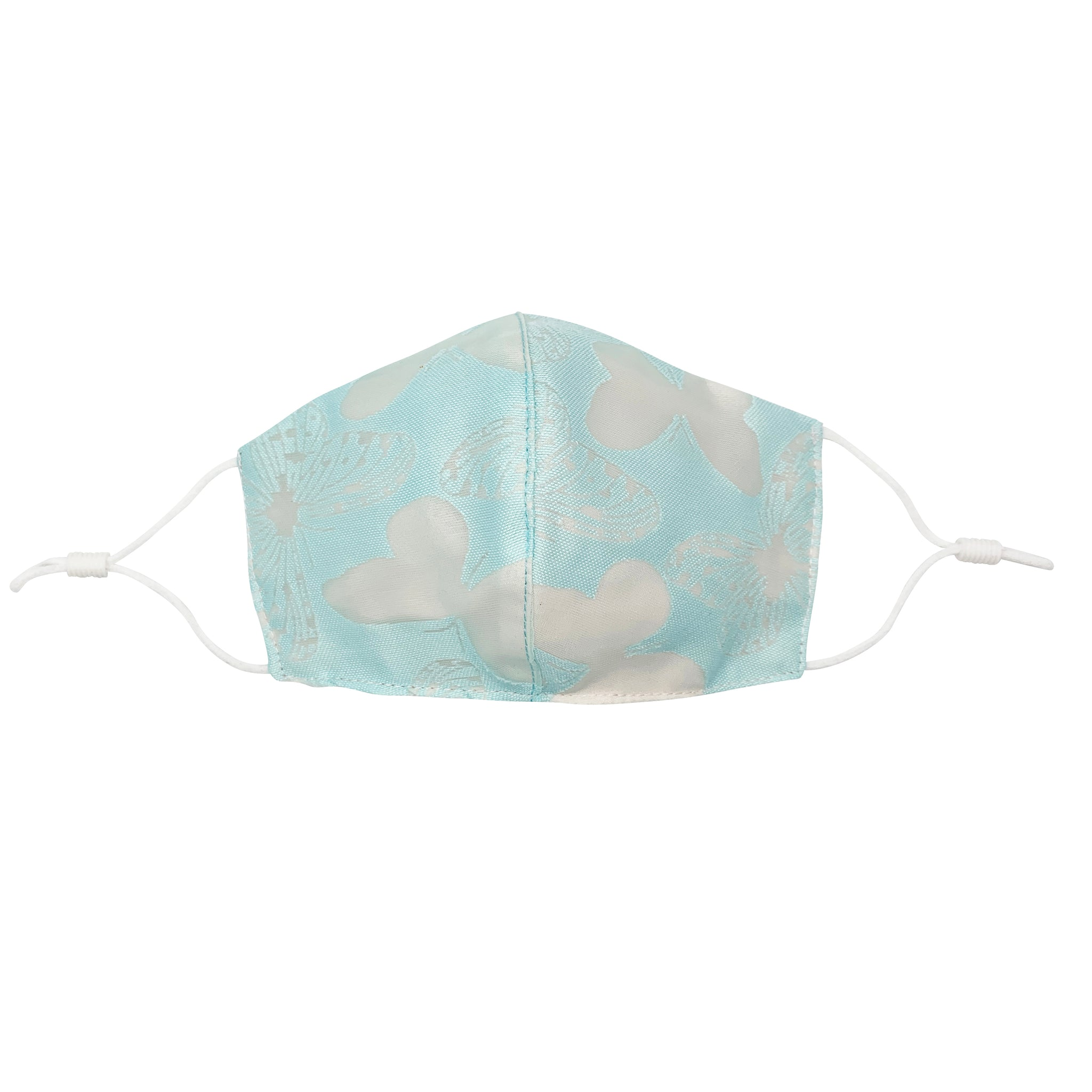 2 Tone Butterfly Face Mask with Filter-Kid Size Only