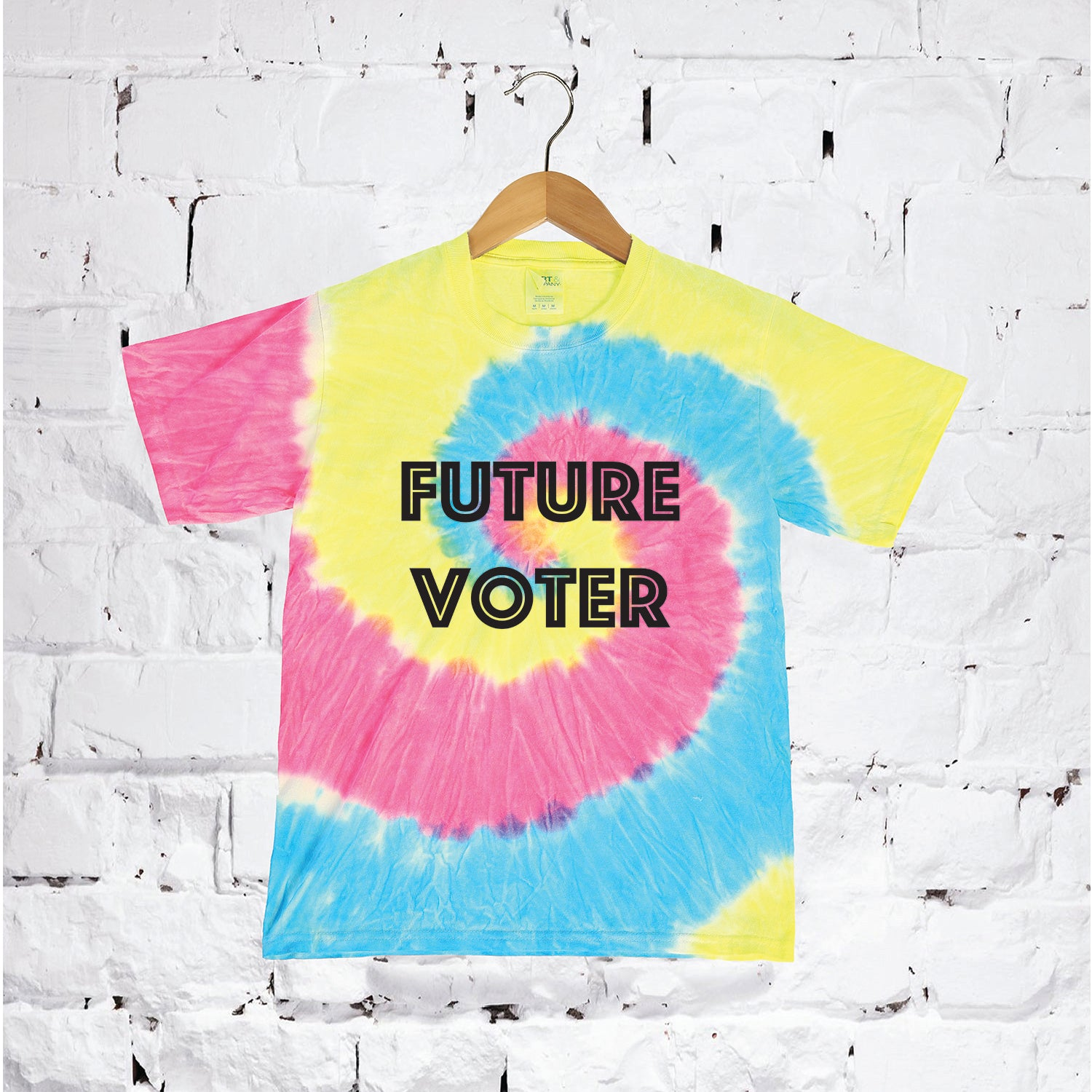 """Future Voter"" Vote T-Shirt"