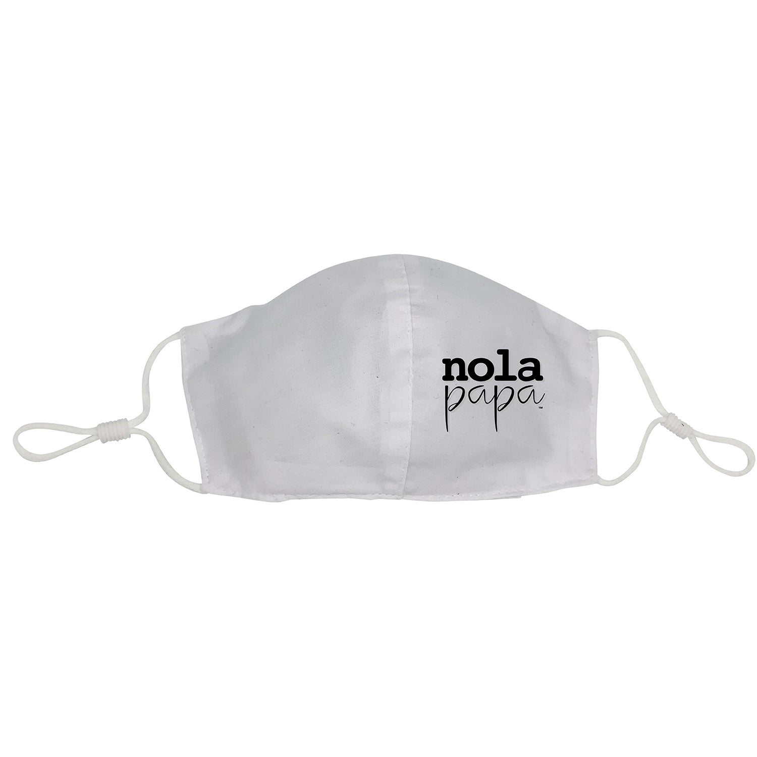 Nola Papa Logo Face Mask - Nola Papa Collaboration