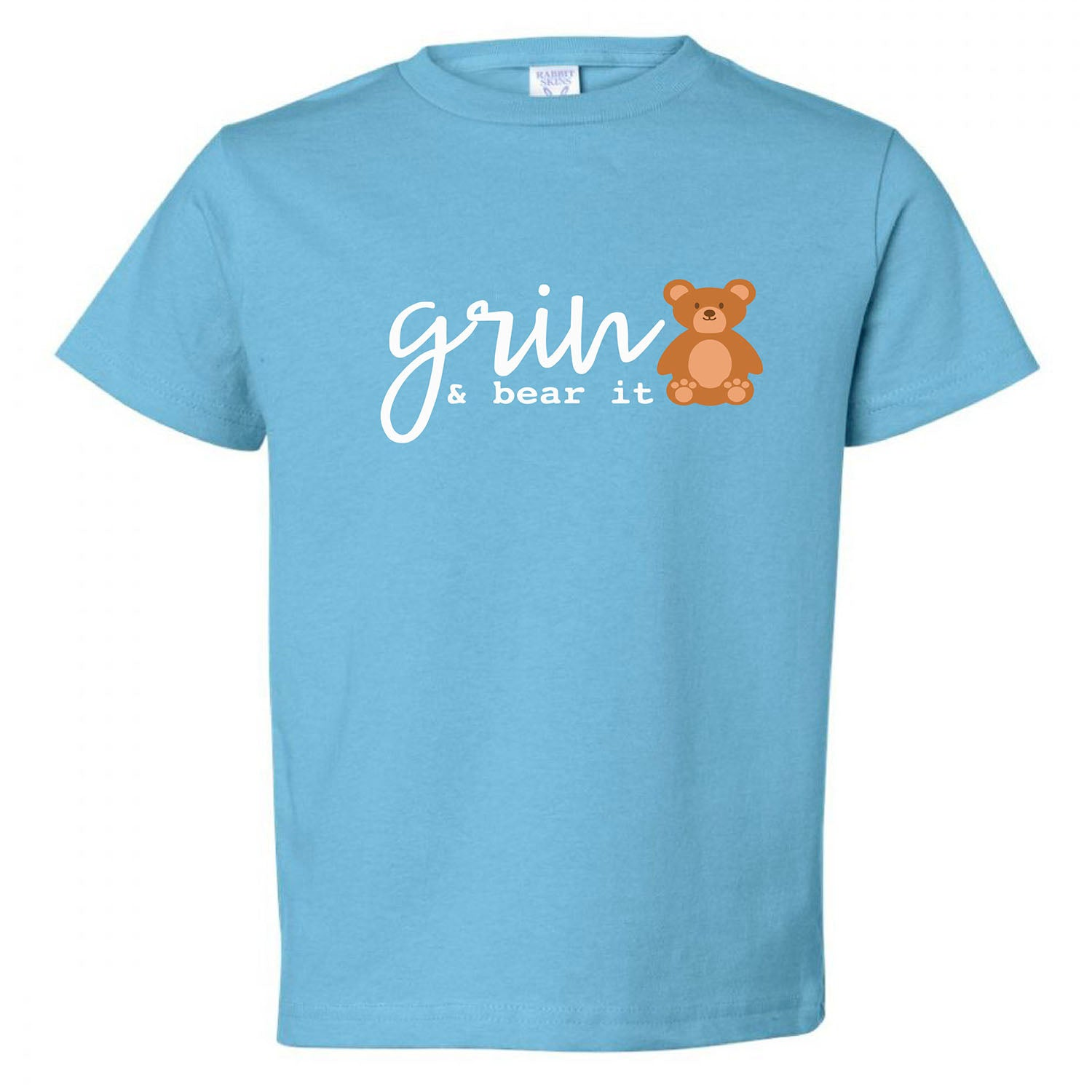 Grin and Bear It Toddler T-Shirt