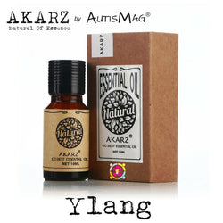 PURE ORGANIC YLANG YLANG ESSENTIAL OIL FOR AUTISM/ADHD