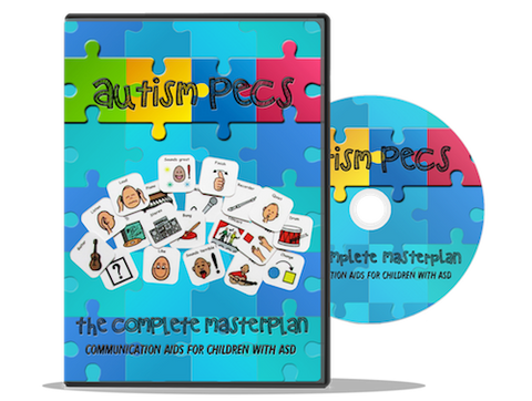 PECS Ninja Learning and Communication Program for Autism