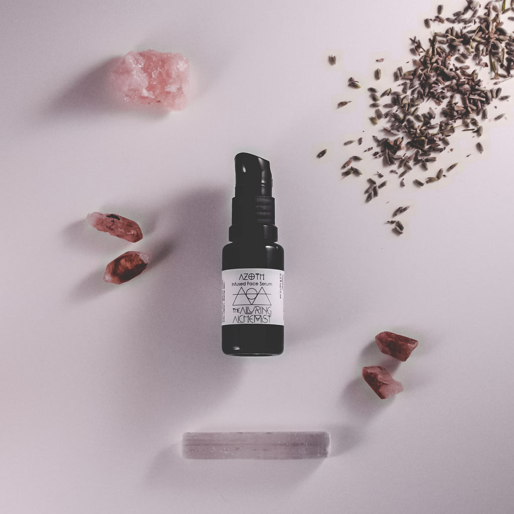 Azoth Infused Face Serum