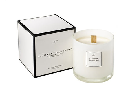 Lumira Candle - Tropical Gardenia