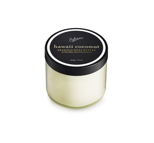 Body Butter Hawaii Coconut