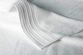 Bath Towel-White