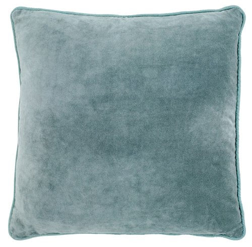 Sea Mist Velvet Cushion 60x60