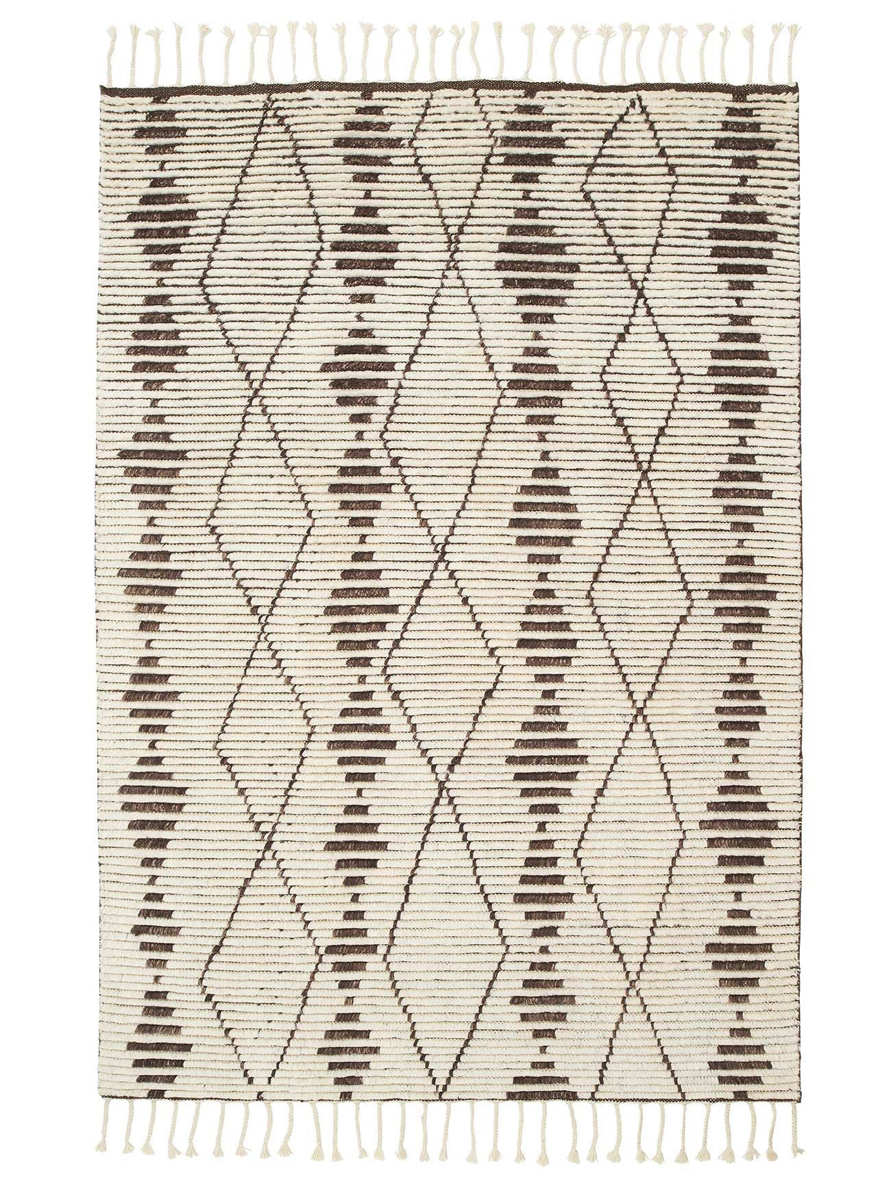 Zulu Hand Knotted Rug
