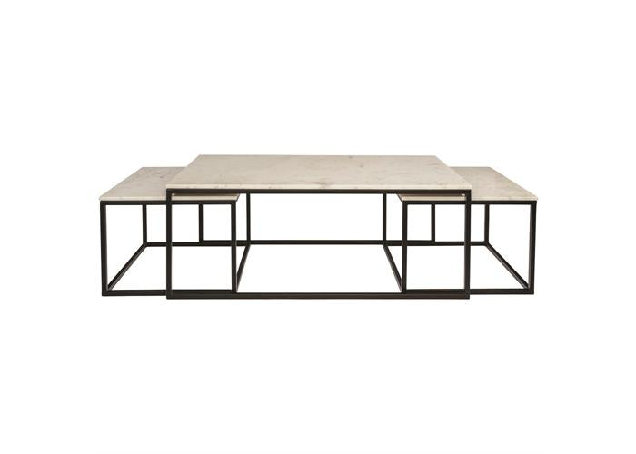 Nested Coffee Table 1230w x 620d x 400h mm