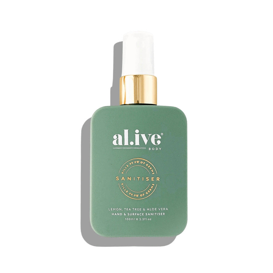 Al.ive Body Hand Sanitiser
