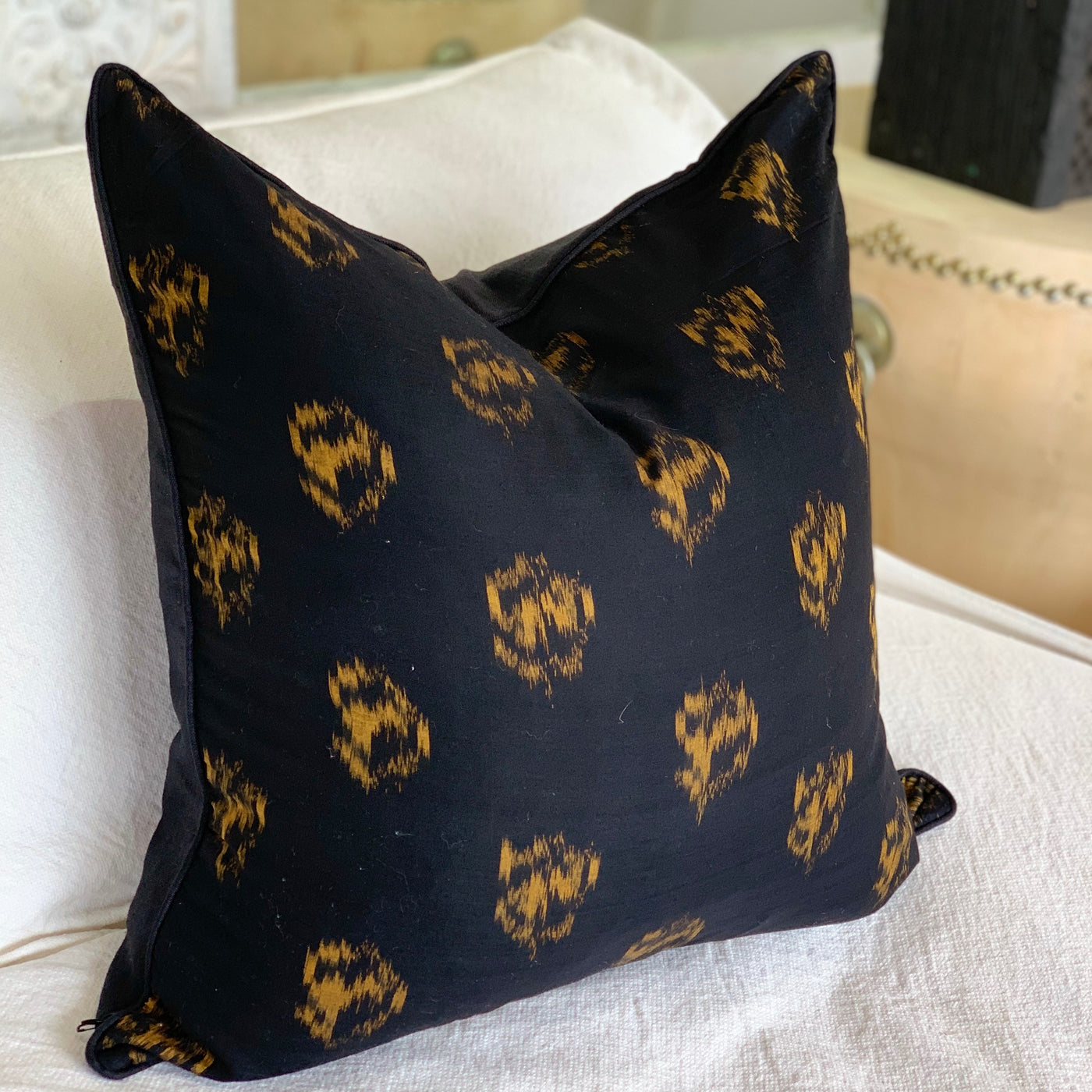 Dakari Ikat Cushion