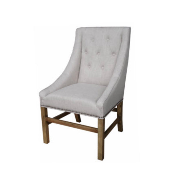 Natural Dining Chair 61x69x100